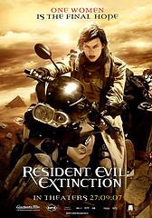 Resident Evil: Extinction (cartel 2)